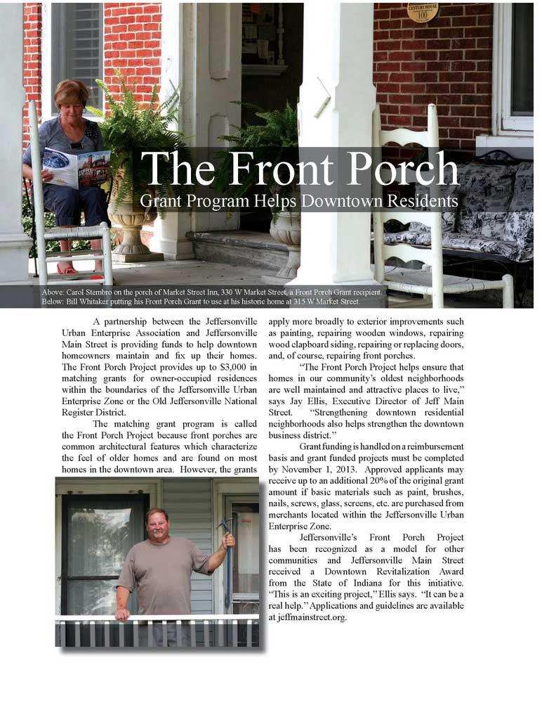 Grants & Incentives – Jeffersonville Main Street