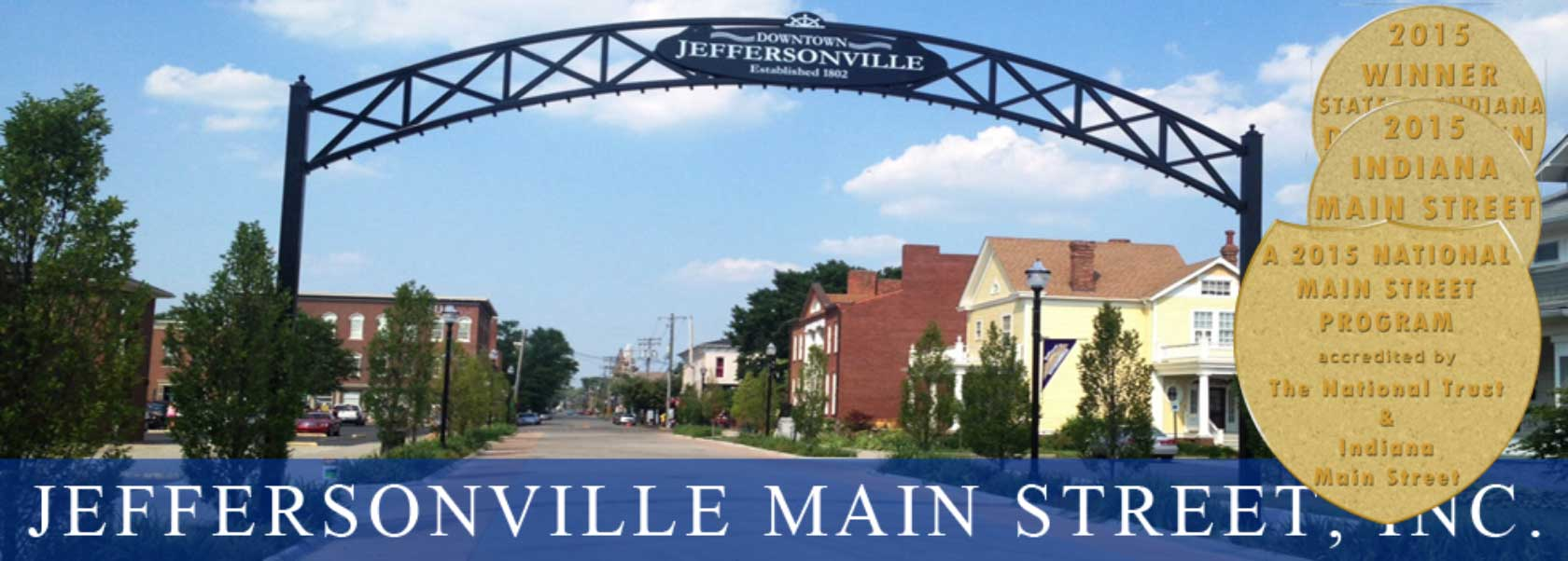 Jeffersonville Main Street, Inc.