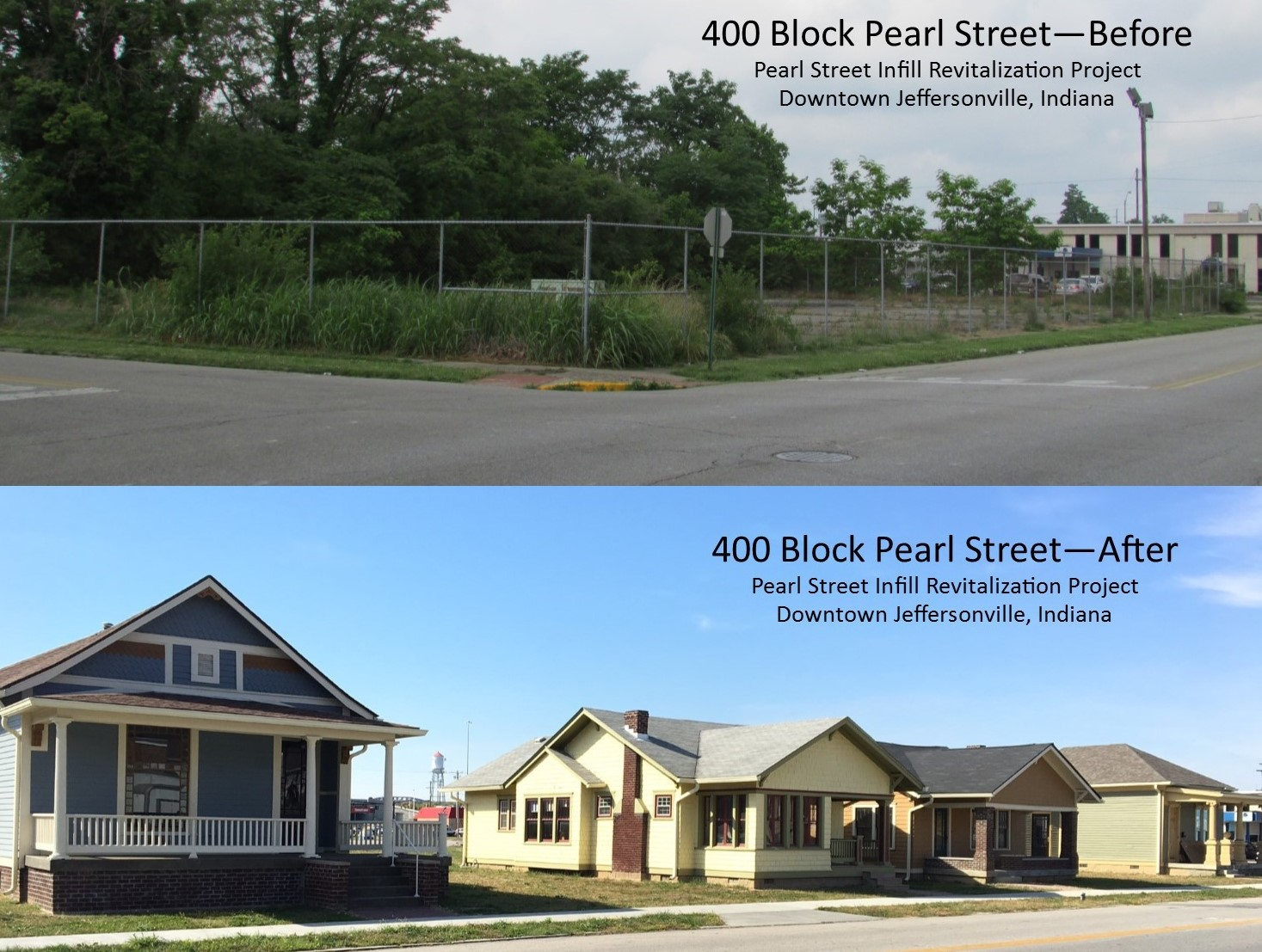 PEARL STREET INFILL