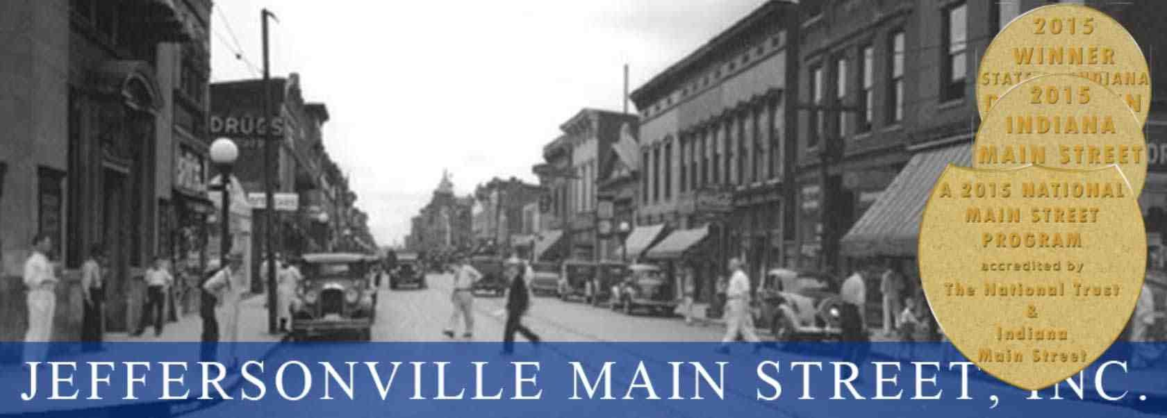 Vintage Main Street, Jeffersonville