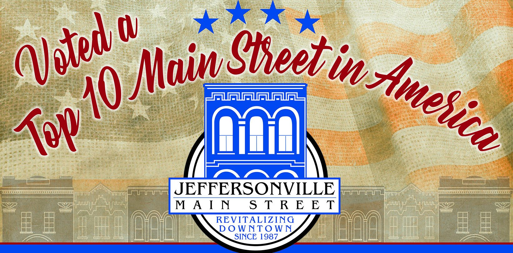Vintage Main Street Jeffersonville