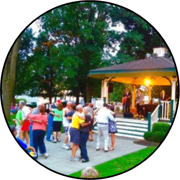 CONCERTS IN WARDER PARK