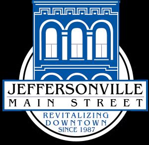 Jeffersonville Main Street logo