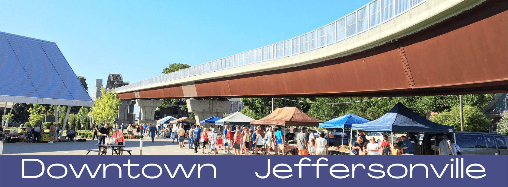 Farmers Market at Big Four Station