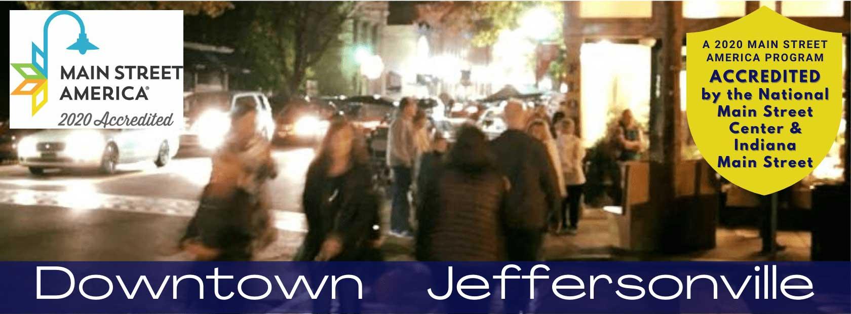 Spring Street, Jeffersonville