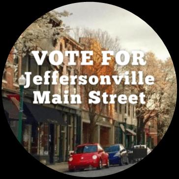 VOTE FOR JEFFERSONVILLE