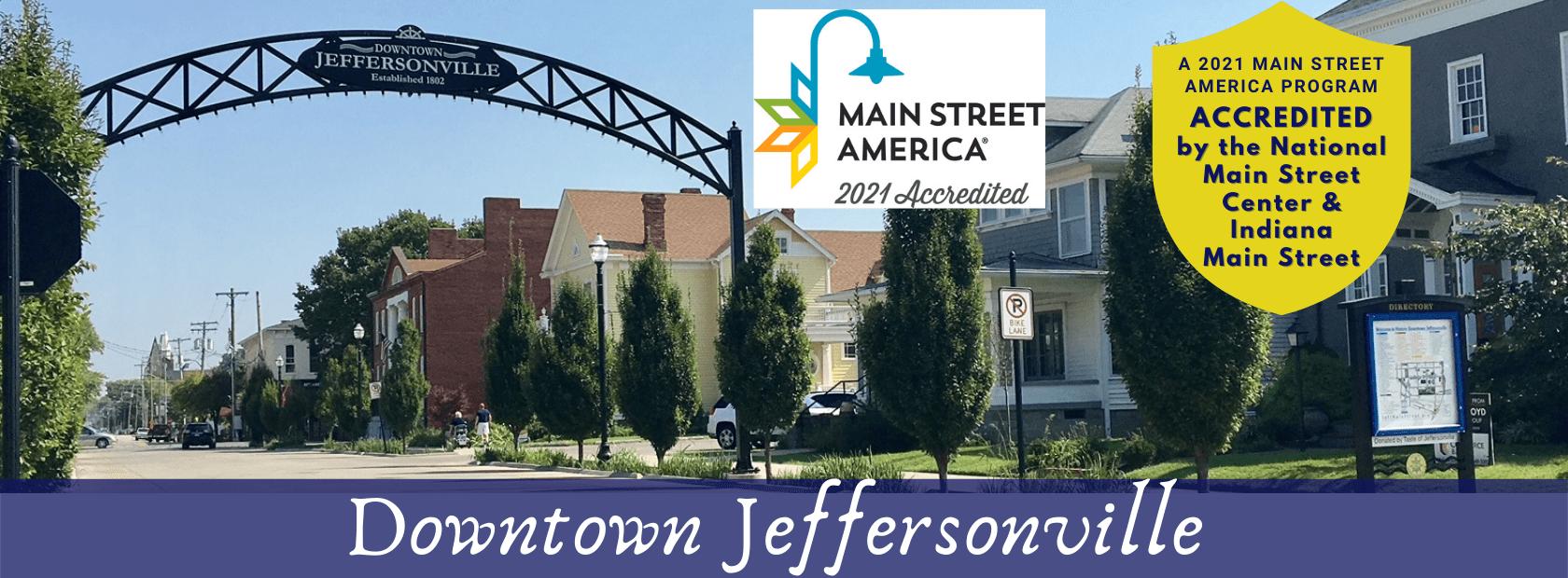 Jeffersonville Gateway Arch